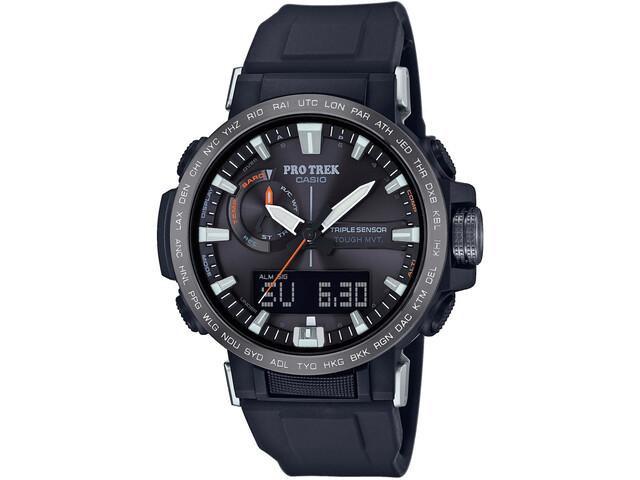 CASIO PRO TREK PRW-60Y-1AER Watch Men, black/black/black